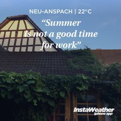 04.07.2017 Summertime in Neu-Anspach